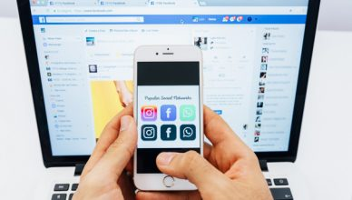 Membuat Profil Instagram Bisnis